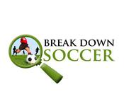 BreakDownSoccer Logo - Entry #13