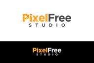 PixelFree Studio Logo - Entry #1