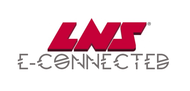 LNS Connect or LNS Connected or LNS e-Connect Logo - Entry #20
