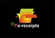 ez e-receipts Logo - Entry #94
