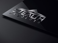 Stealth Projects Logo - Entry #89