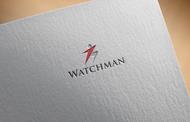 Watchman Surveillance Logo - Entry #53