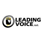 Leading Voice, LLC. Logo - Entry #70