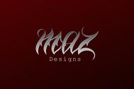 Maz Designs Logo - Entry #368