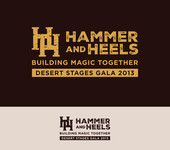 Hammer and Heels Logo - Entry #9