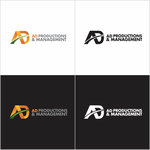 Corporate Logo Design 'AD Productions & Management' - Entry #89