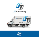J.T. Carpentry Logo - Entry #46