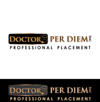 Doctors per Diem Inc Logo - Entry #90