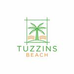 Tuzzins Beach Logo - Entry #161