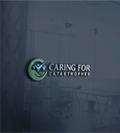 CARING FOR CATASTROPHES Logo - Entry #72