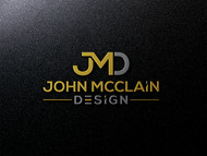 John McClain Design Logo - Entry #10
