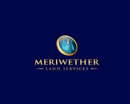 Meriwether Land Services Logo - Entry #67