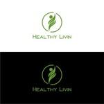 Healthy Livin Logo - Entry #451