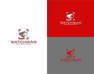 Watchman Surveillance Logo - Entry #264