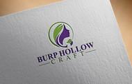 Burp Hollow Craft  Logo - Entry #56