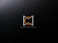 CMW Building Maintenance Logo - Entry #179