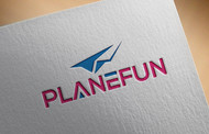 PlaneFun Logo - Entry #68