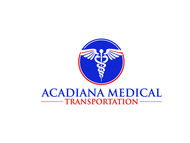 Acadiana Medical Transportation Logo - Entry #17