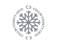 C3 or c3 along with Collin County Cryo underneath  Logo - Entry #129