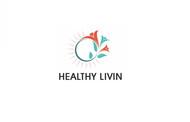 Healthy Livin Logo - Entry #516