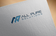 ALL PURE SOLUTIONS Logo - Entry #31