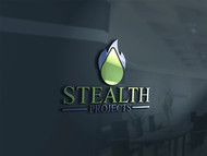Stealth Projects Logo - Entry #211