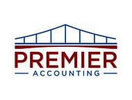 Premier Accounting Logo - Entry #375