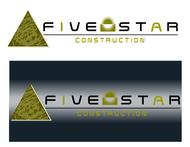 Five Star Logo - Entry #22