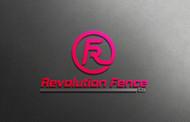 Revolution Fence Co. Logo - Entry #323