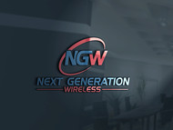 Next Generation Wireless Logo - Entry #250
