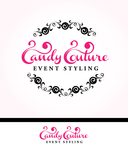 CandyCouture Logo - Entry #36