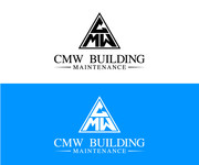 CMW Building Maintenance Logo - Entry #255