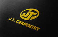 J.T. Carpentry Logo - Entry #71