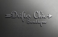 Drifter Chic Boutique Logo - Entry #193