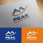 Peak Vantage Wealth Logo - Entry #131