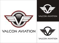 Valcon Aviation Logo Contest - Entry #85