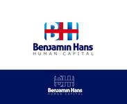 Benjamin Hans Human Capital Logo - Entry #165