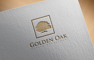 Golden Oak Wealth Management Logo - Entry #60