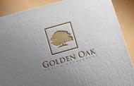 Golden Oak Wealth Management Logo - Entry #60