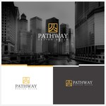 Pathway Design Build Logo - Entry #157