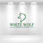 White Wolf Consulting (optional LLC) Logo - Entry #263