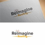 Reimagine Roofing Logo - Entry #248