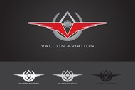 Valcon Aviation Logo Contest - Entry #170