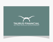 "Taurus Financial (or just ""Taurus"") Logo - Entry #12"