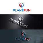 PlaneFun Logo - Entry #153