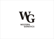Western Genetics Logo - Entry #86
