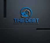 The Debt What If Calculator Logo - Entry #127