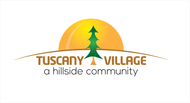 Tuscany Village Logo - Entry #62