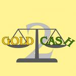 Gold2Cash Logo - Entry #20