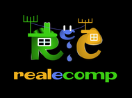 New nationwide real estate and community website Logo - Entry #100